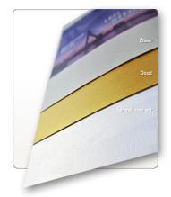 metallic papiersoorten